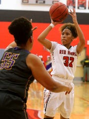 Stewarts Creek's Brianah Ferby committed to Austin Peay Wednesday evening.
