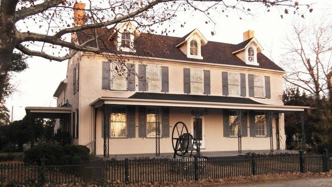 Join Millville Historical Society for a St. Patrick's Day event, an afternoon of Irish cheer, from 2 to 4 p.m. March 17 at the Mansion House.