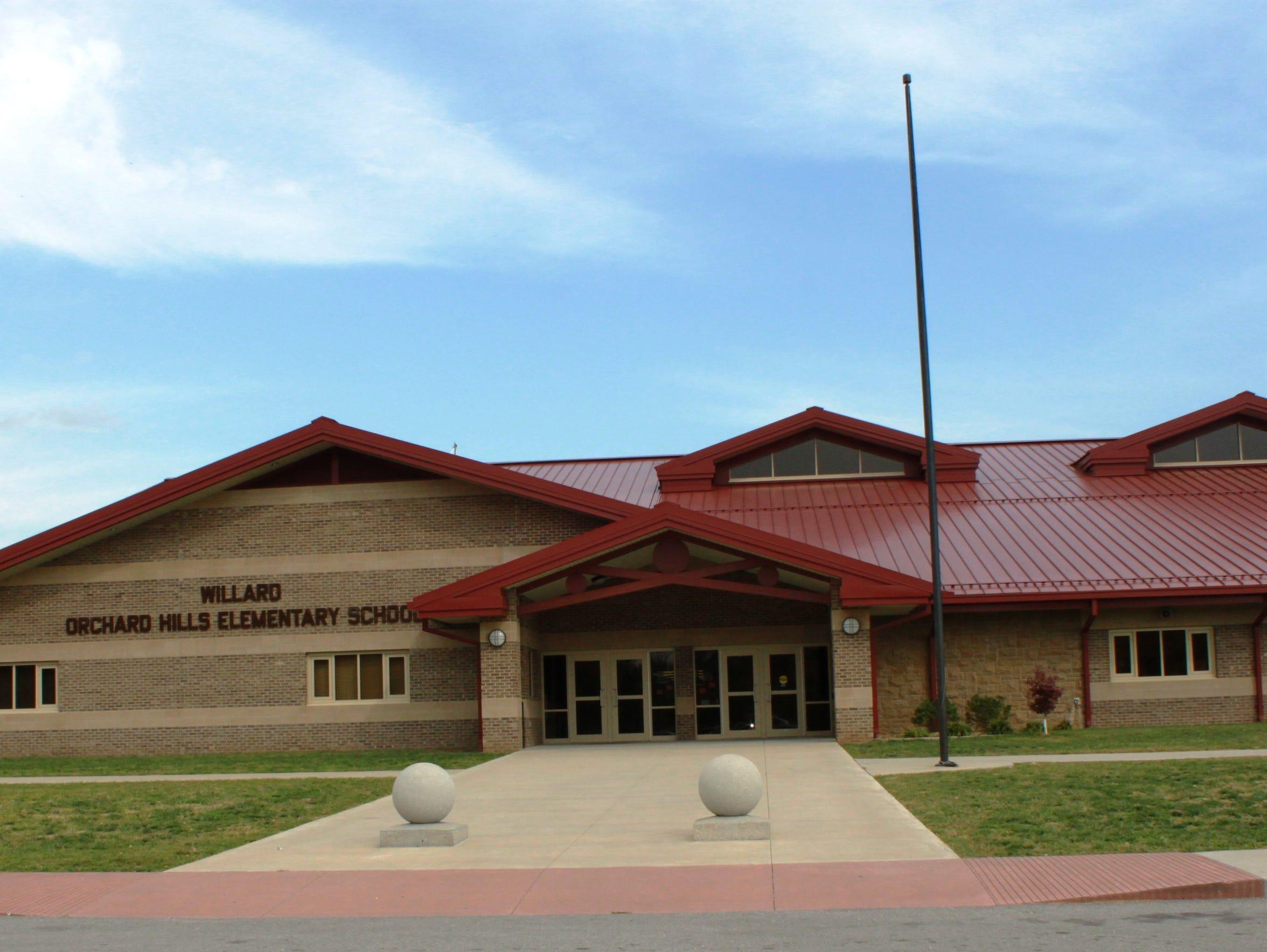 The Willard school board has proposed a $5.5 million
