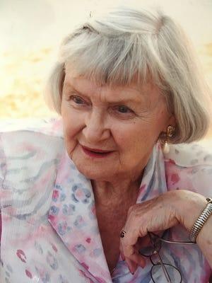 Annabelle M. Lang, 89