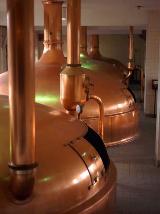 brewery kettles