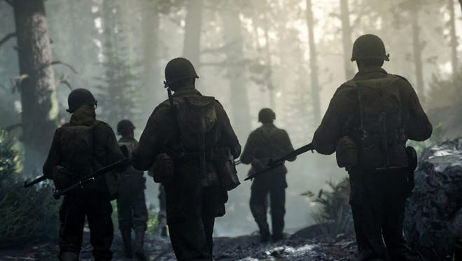 Offering new multiplayer modes and maps, the latest Call of Duty looks to be an epic hit.