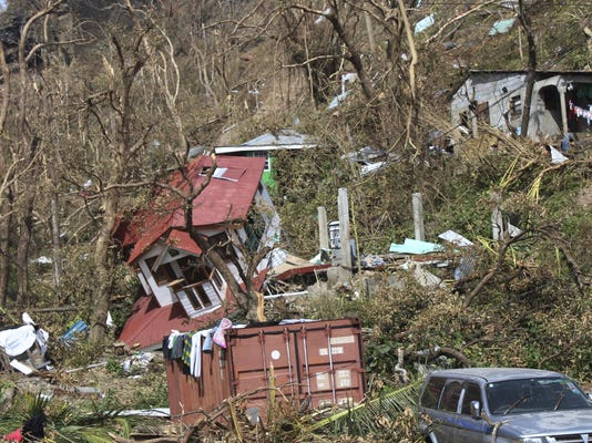 Dominica United Nations Hurricanes Recovery