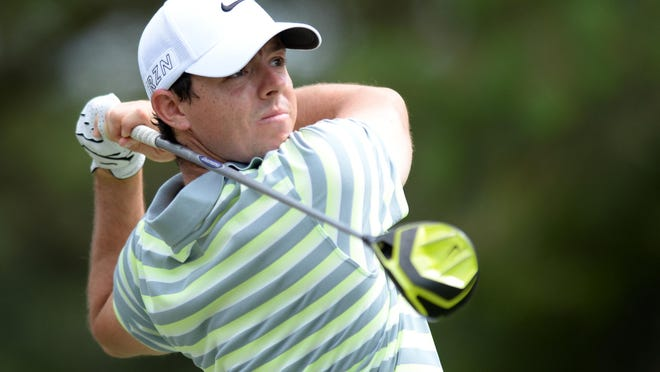 Jake Roth/USA TODAY SportsRory McIlroy won his first major at the 2011 U.S. Open, two months after he turned 22. McIlroy, 26, now has four major titles. Jake Roth-USA TODAY Sports May 8, 2015; Ponte Vedra Beach, FL, USA; Rory McIlroy hits his tee shot on the 9th hole during the second round of The Players Championship golf tournament at TPC Sawgrass - Stadium Course. Mandatory Credit: Jake Roth-USA TODAY Sports ORG XMIT: USATSI-189748 ORIG FILE ID: 20150508_jla_ar5_463.jpg
