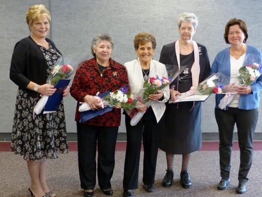 2018 Volunteer Award Winners