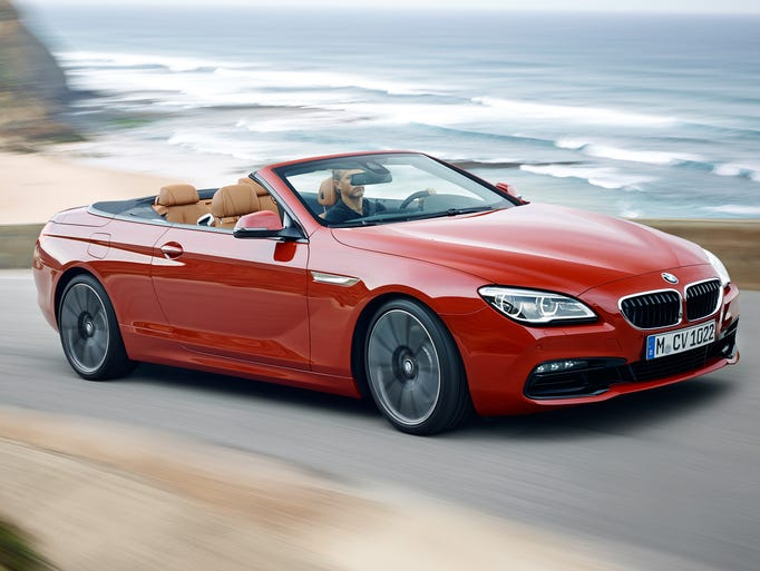 Bmw S 6 Series Comes As Droptop Sedan And Coupe