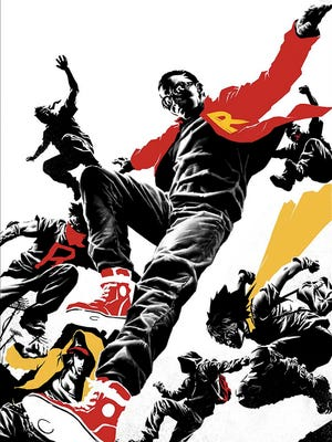 "Duke Thomas and a host of other teenage heroes are at the center of ""We Are Robin,"" debuting in June."