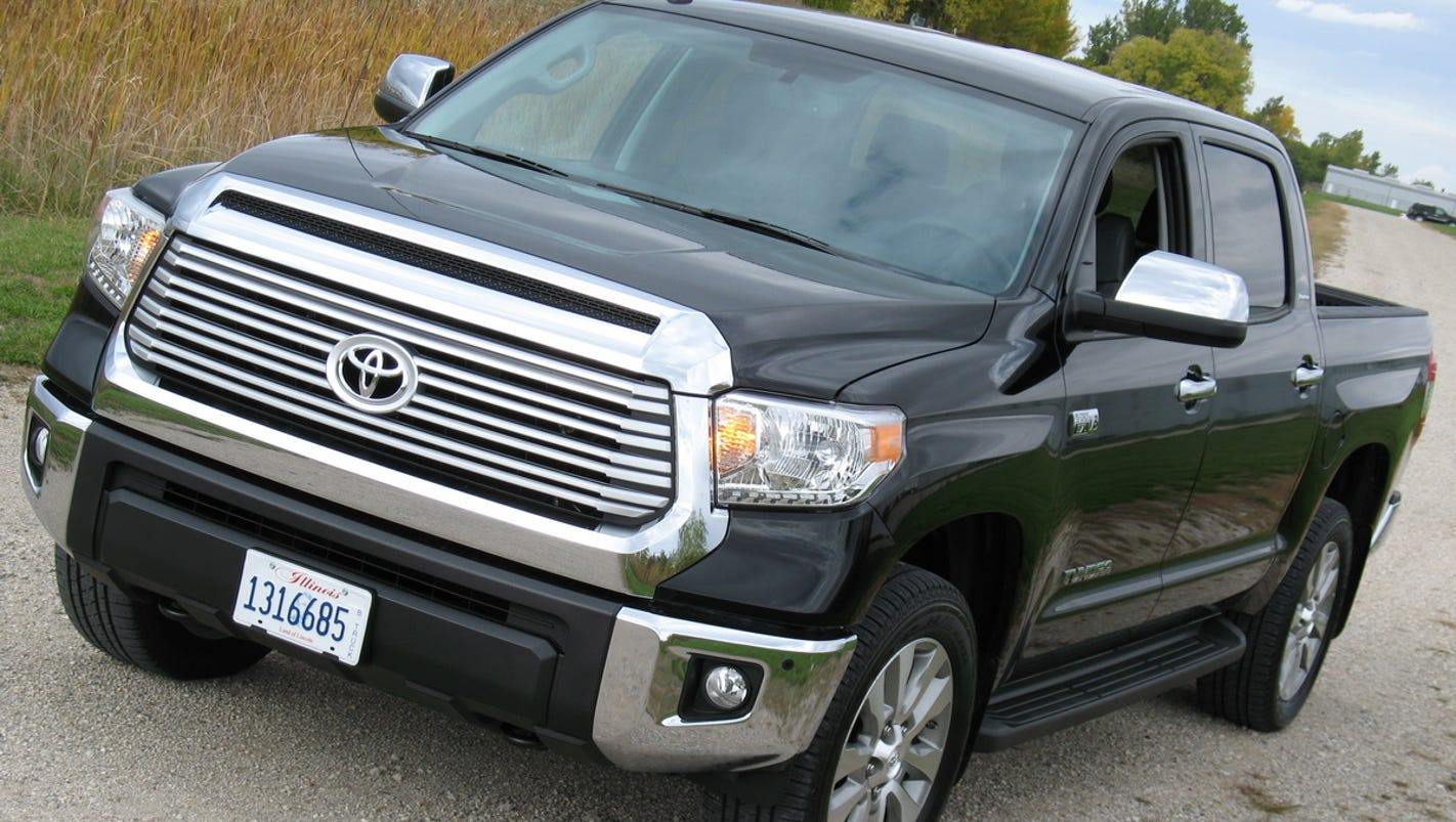 2015 toyota tundra pickup truck better than ever. Black Bedroom Furniture Sets. Home Design Ideas