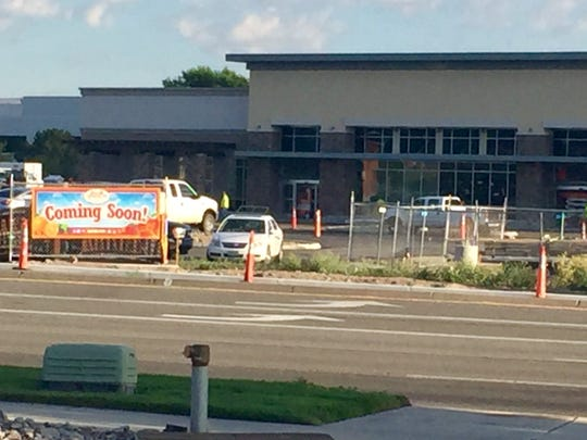 Sprouts Farmers Market, a grocer specizling in organic foods and health and wellness items, is scheduled to open Sept. 13 on South Meadows Parkway in Reno.