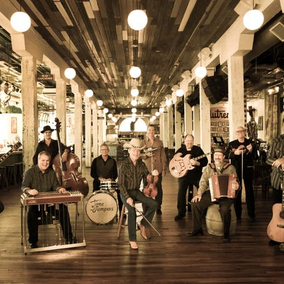 """The Time Jumpers play music from their latest CD, """"Kid"""