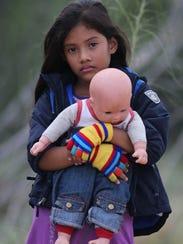 Activistas dicen que menores centroamericanos están