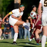 Record-setting goal scorer Kasey Jamieson out to end career on top for Lansing Christian