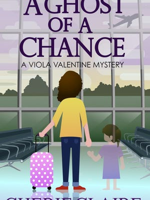 Chere Coen's paranormal mystery series starring New Orleans ghost sleuth Viola Valentine is now published and available at all online bookstores under the pen name Cherie Claire.
