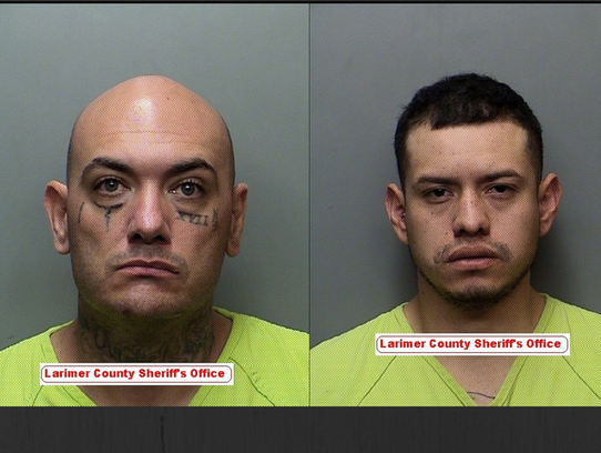 Left: Tomas Vigil, 41. Right: Tolentino Corzo-Avendano, 26 (Photo ...