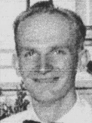 June 12, 1963. Wayne Pratt, 24, was stabbed 53 times