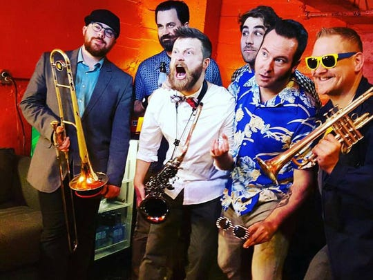 Reel Big Fish plays a sold-out show Friday to help kick off Mardi Gras celebrations in Burlington.