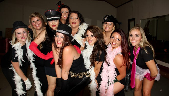 Pur the Company offers four packages with activities like burlesque dance lessons, makeovers, hair styling and photos.