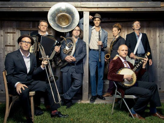 The Panorama Jazz Band from New Orleans will be a guest on Thacker Mountain Radio Hour in Clinton on June 16.
