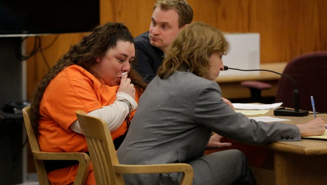 Eve Nance was sentenced to life in prison with possibility of parole after 25 years.