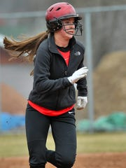 Marathon's Julia Anderson was selected as the Marawood Conference South Division softball player of the year.