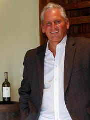 Rick Benson, owner of Wine Cellar Experts, launched