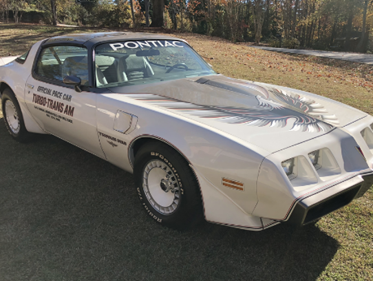 1980 Pontiac Trans AM Turbo T-Top