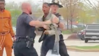 Mayfair Mall arrest shows Wauwatosa police punch teen.