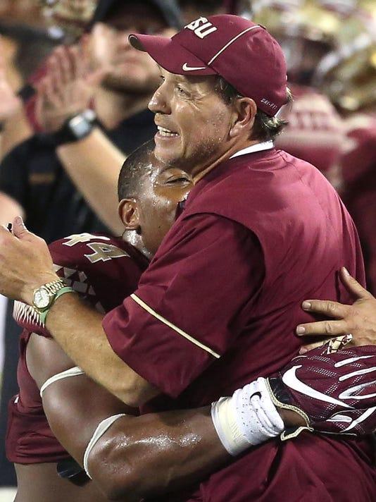 Florida State hopes to keep Jimbo Fisher
