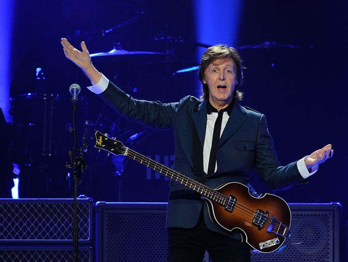 Paul McCartney Temporary Secretary