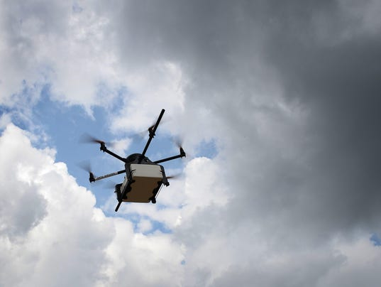 FRANCE-BUSINESS-TECHNOLOGY-DRONE
