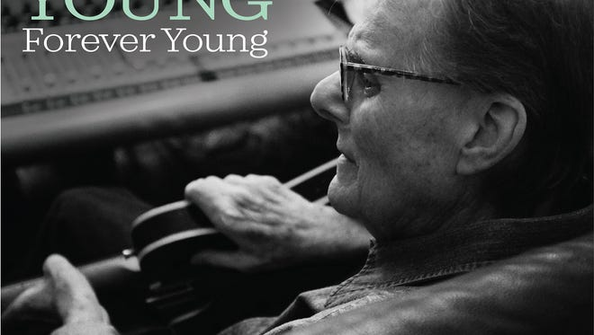 "Iconic Memphis Boys guitarist Reggie Young will release ""Forever Young"" in May."