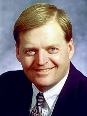 File photo of Mark Olson from his time in the state Legislature. He served from 1993 to 2008 and is running again in 2018.