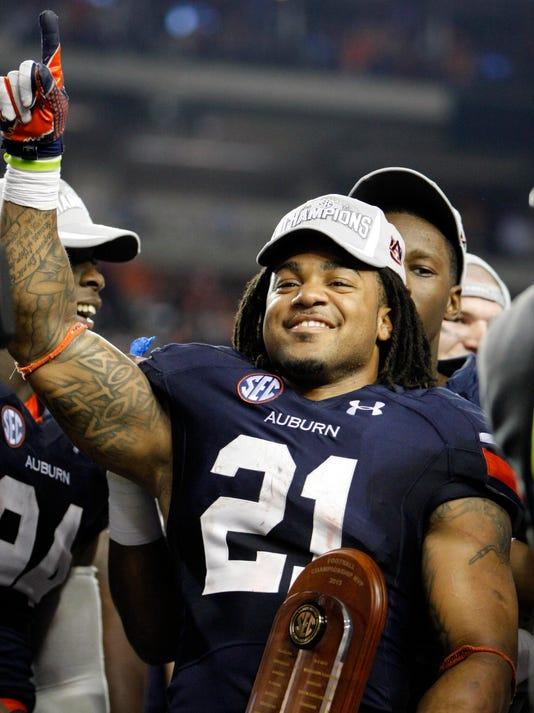 Auburn wins SEC, stakes BCS championship claim