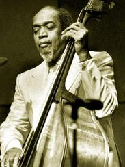 "Leroy Elliot ""Slam"" Stewart plays in the early 1980s."