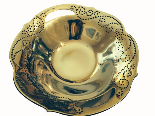 """Lenox French Perle three-piece pasta set, $184, Simply Southern.         <p-bottom: 0in""""><b>For this story and more home and garden ideas, see the August issue of Pensacola Home & Garden, and go to </b><a href=""""http://www.pensacolahg.com/""""><b>www.PensacolaHG.com</b></a><b>.</b></p> <p-bottom: 0in""""></p>"""