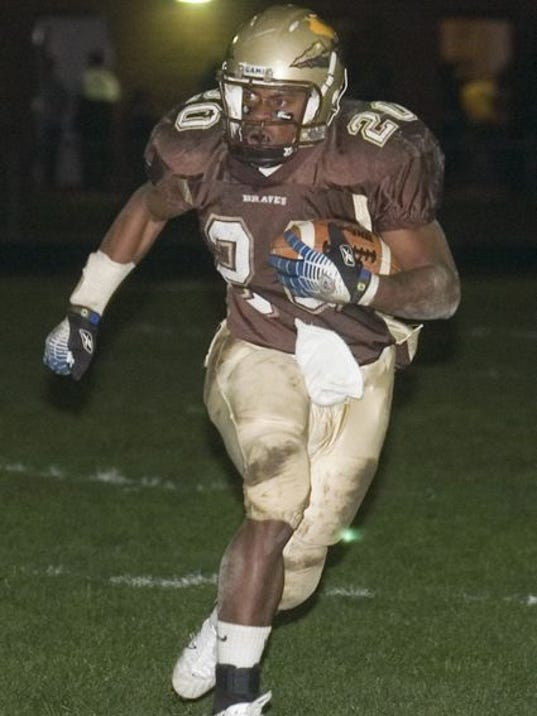 Steve Hevalow, Absegami, First-team Offense 2006