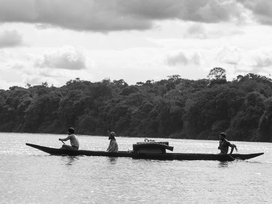 """""""Embrace of the Serpent"""" will be shown Saturday and"""