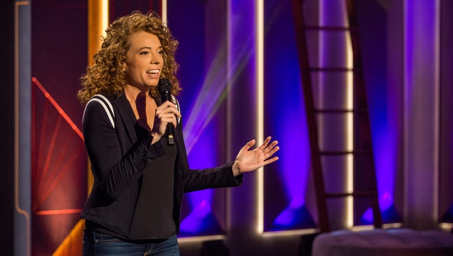 """The Break with Michelle Wolf"" is finished on Netflix after a one-season run."