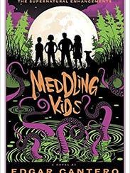 Meddling Kids: A Novel. By Edgar Cantero. Doubleday.