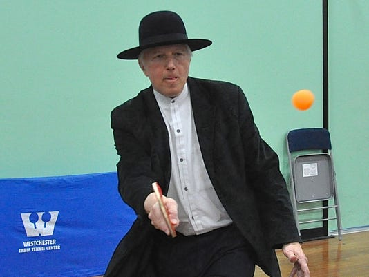 Fighting Parkinson's with ping-pong 1