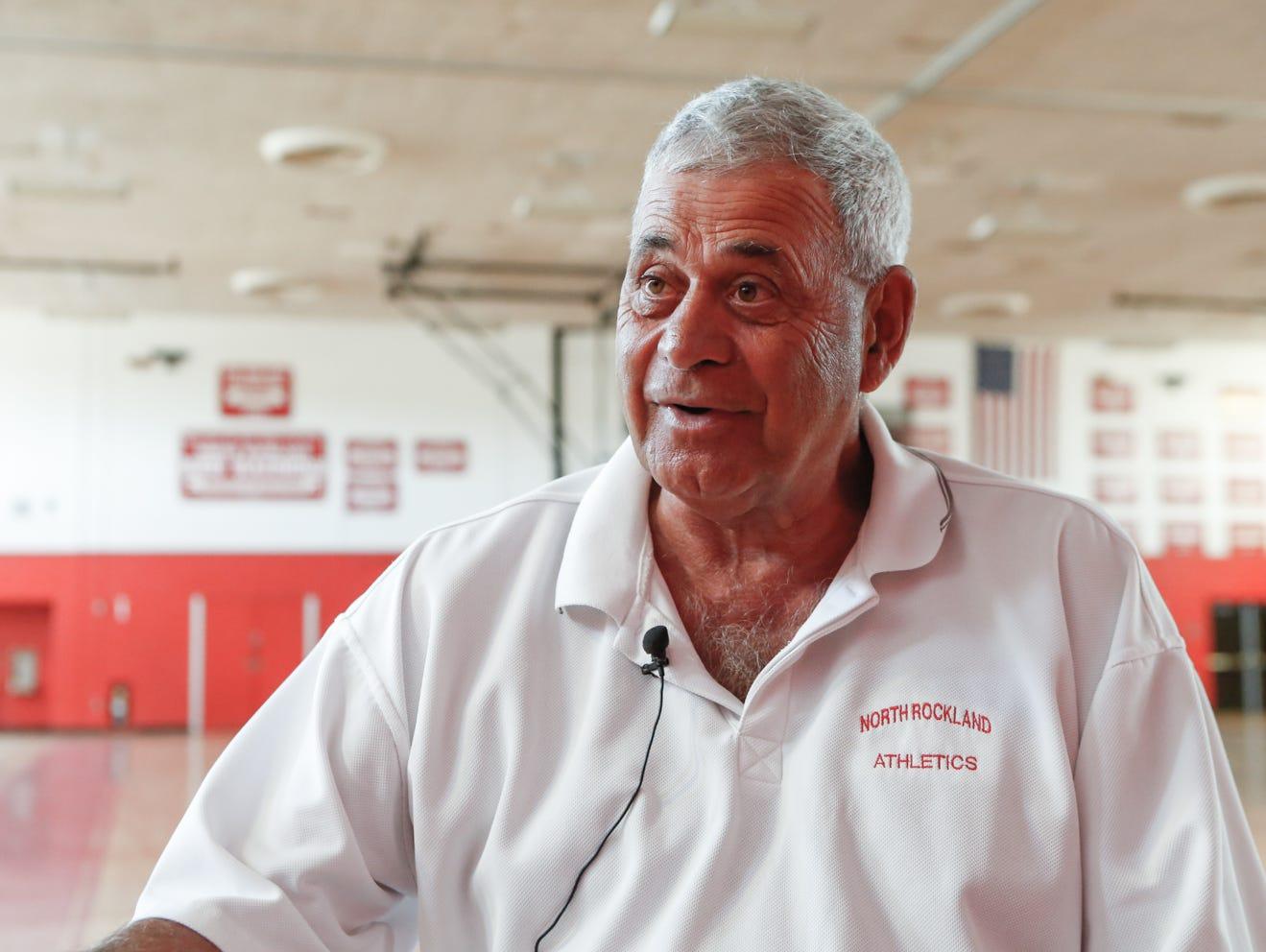 North Rockland Athletic Director Joe Casarella