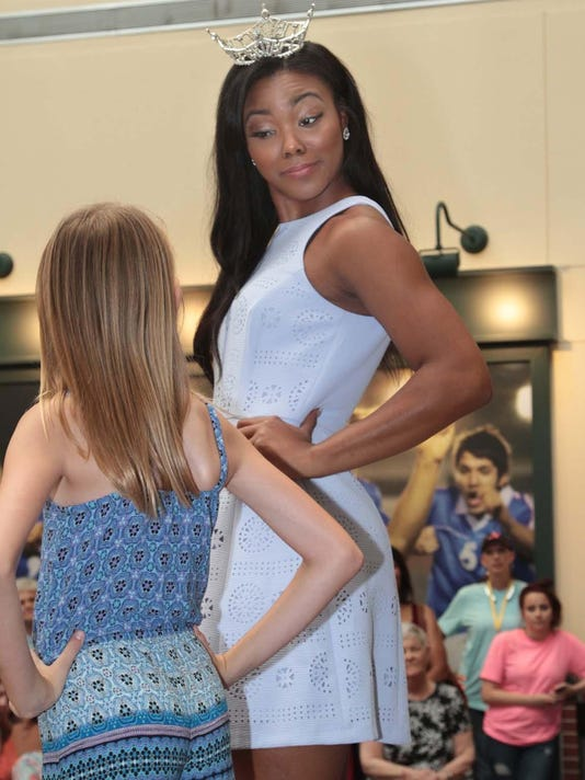 Miss Louisiana Fashion Show