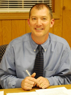 North Spencer County Schools Superintendent Dan Scherry was recently named District 8 Superintendent of the Year.