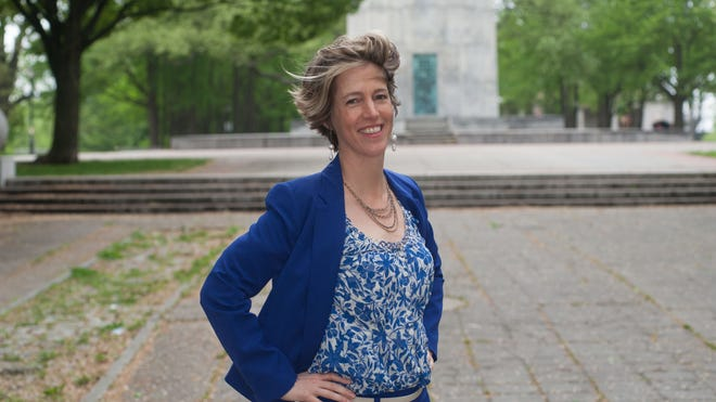 Fordham Law Associate Professor Zephyr Teachout announced she is running for the Democratic Party line in New York's 19th Congressional District. Photo was taken in 2014.