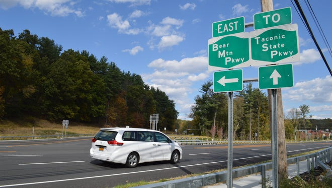 The $11 million state project to improve one mile of Route 202/35 and the Bear Mountain Parkway in Yorktown has eased congestion. But there's no funding to complete the east-west route.