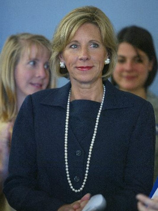 Betsy Devos Threat To Children With >> Betsy Devos Fighter For Kids Or Destroyer Of Public Schools