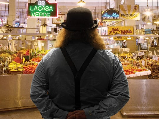 "Food writer Jonathan Gold is the subject of the documentary ""City of Gold."""