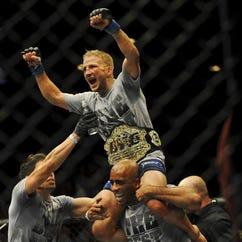 UFC planning T.J. Dillashaw-Demetrious Johnson bout