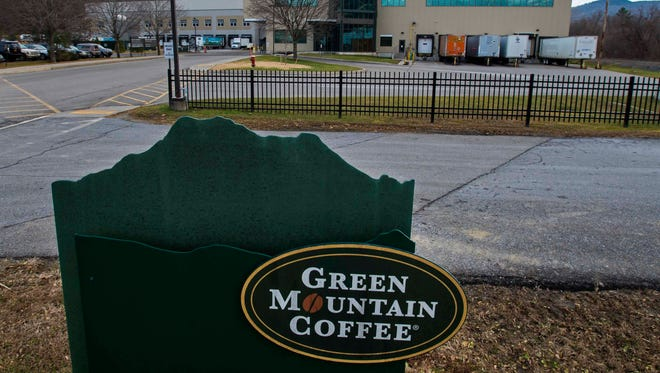 The Kuerig Green Mountain Coffee campus in Waterbury on Monday, December 7, 2015.