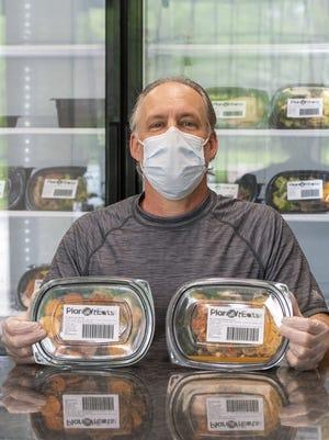 Steve Towne is co-owner of PlanIt Eats.